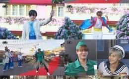 NCT DREAM将于21日进行直播,与粉丝分享《NCT LIFE》幕后故事