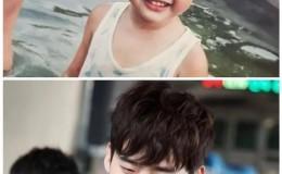 真的像小时候一模一样地长大了的李钟硕