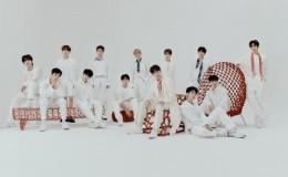 SEVENTEEN迷你7辑,连续两周获得日本Oricon专辑周榜1位