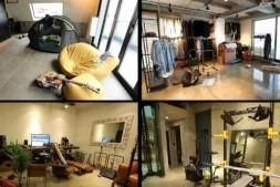 Henry刘宪华在韩综《我独自生活》中公开了新家的模样