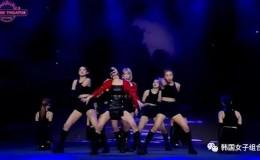 昨天线上演唱会反响超级好的女团爱豆cover舞台