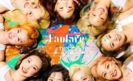 TWICE日本单曲专辑《Fanfare》席卷各大榜单1位