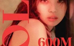 韩SOLO女艺人最初最高记录,她的MV点击量突破6亿