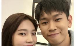 Red Velvet JOY、Crush,恋情突然曝光?