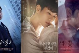 金秀贤、曹承佑、李准基夺8月电视剧演员品牌评价前三位