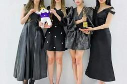 《首尔歌谣大赏》aespa柳智敏换发色被韩网友称赞,回归造型超期待