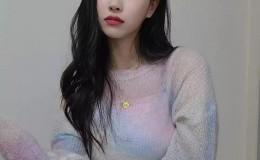 Lovelyz美珠爆料学生时期不疯癫的原因!