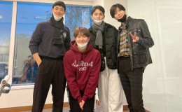 SHINee珉豪自带道具装累,Ending妖精换人做!成员都忍不住笑场