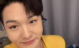 BTOB李昌燮演唱会上比七引争议,韩网:那位不是退团了吗?