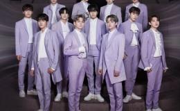 韩国男团TREASURE在IDOL PICK周投票中获得最多票数