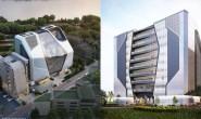 YG娱乐新豪华大楼终于竣工,年底全面入驻,各种设施一应俱全
