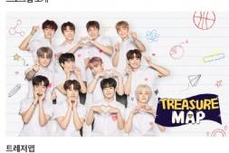 YG新男团TREASURE成员参与策划首部团综,展现最真实的面貌