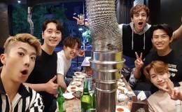 2PM玉泽演酒店裸睡听到女子窃笑声?被私生饭折磨气到抓狂当场开骂!