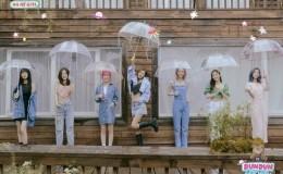 OH MY GIRL获得Gaon数码综合排行榜第一名