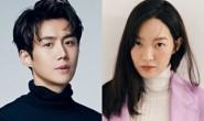 金宣虎、申敏儿合作tvN新剧《海岸村恰恰恰》路透公开!