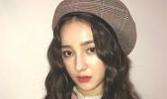 韩国女偶像们秋冬穿搭之时尚必备-贝雷帽,给你全方位温暖