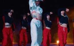男团成员MV中穿女式的露脐上衣,这样的穿着适合吗?
