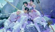 韩国男团TXT新专辑第一张概念照公开