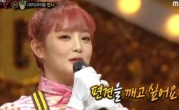 "(G)I-DLE Minnie 出演蒙面歌王网惊艳!成功打破""外国籍爱豆""偏见"